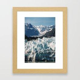 Glacier Bay - Alaska Framed Art Print