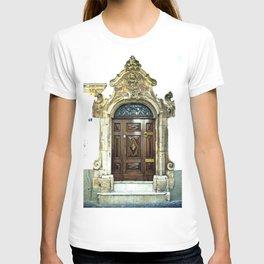 Italian door T-shirt