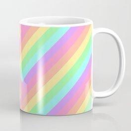 Woven Rainbow Coffee Mug