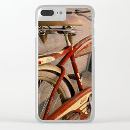Endless Adventures Clear iPhone Case