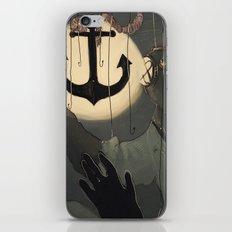 Tides iPhone Skin
