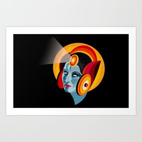 iluminados_02 Art Print