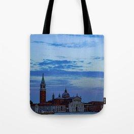 Venice at Dusk Tote Bag