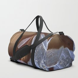 Agate under a Microscope Duffle Bag