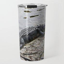 Eager Gator Travel Mug