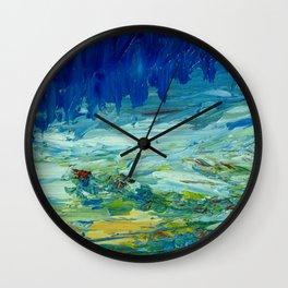 Sunset 2 Wall Clock