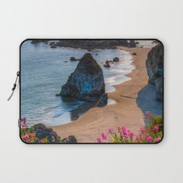 Rocky Oregon Coast Laptop Sleeve