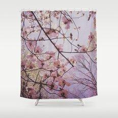 Dogwood 1 Shower Curtain