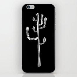 stick cactus iPhone Skin