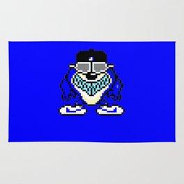 Taz Blue Devil Rug