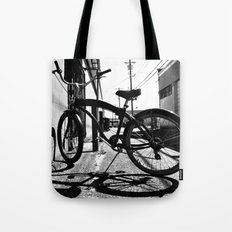 Urban cruiser Tote Bag