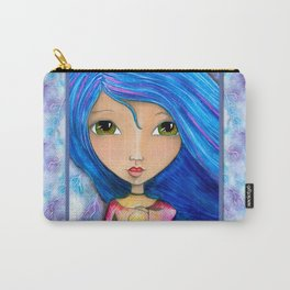 Energy Dreams Girl Carry-All Pouch