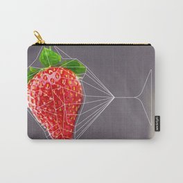 Strawberry cocktail  Carry-All Pouch