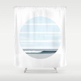 Mindsurf Perfection Shower Curtain