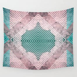 Sky Tile Wall Tapestry