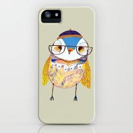 Rad Owl iPhone Case