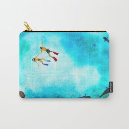 Explore the world Carry-All Pouch
