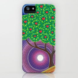 Ode to Harvest iPhone Case