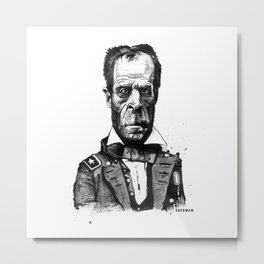 General William Tecumseh Sherman Metal Print