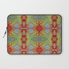 Amerindian forms Laptop Sleeve