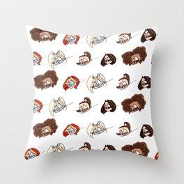 Wannabe! Throw Pillow