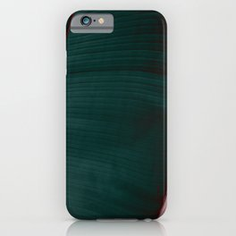 Banana Leaf Edition iPhone Case