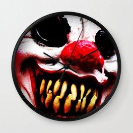 Clown 1 Wall Clock
