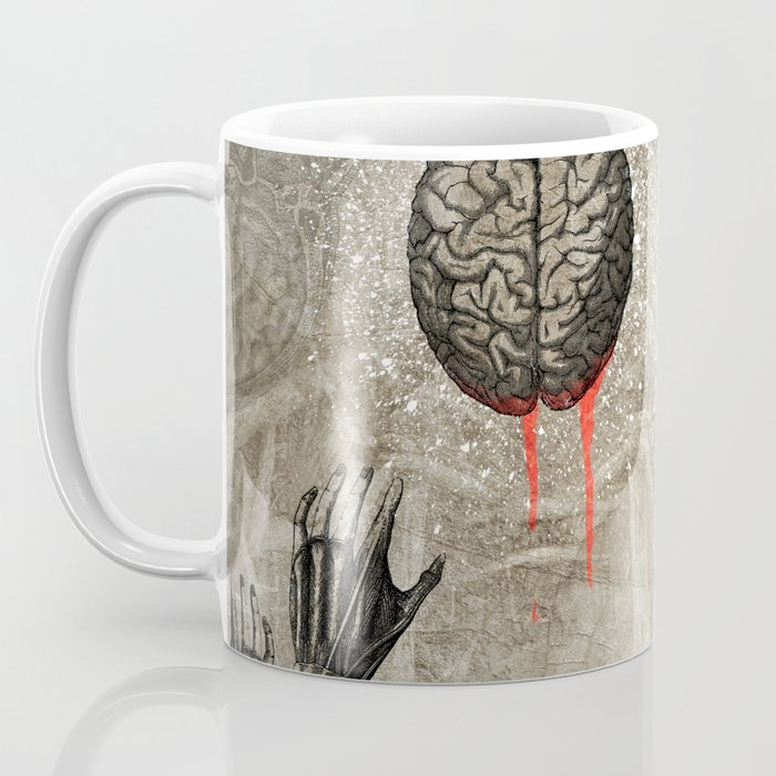 Brains Coffee Mug