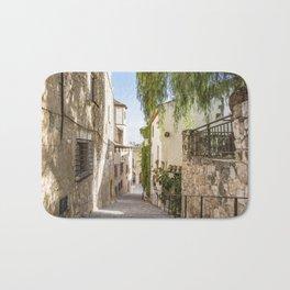 Beautiful Spanish Village Bath Mat