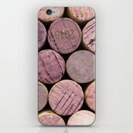 Corks, Light iPhone Skin