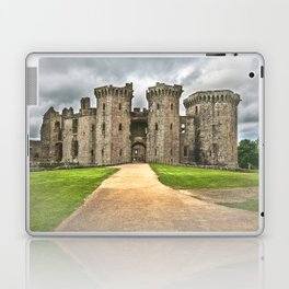 Gateway To The Castle Laptop & iPad Skin