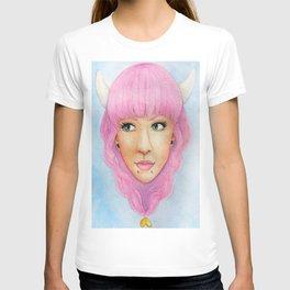 Bubblegum Queen T-shirt