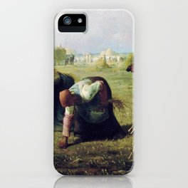 Gleaners - Digital Remastered Edition iPhone Case