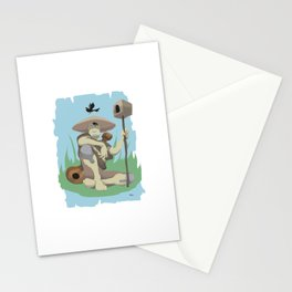 Bird Keeper Stationery Cards