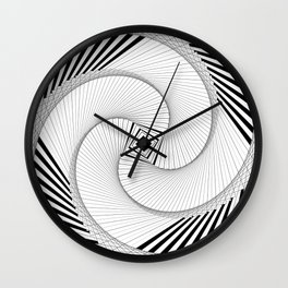 Piano Forte Wall Clock