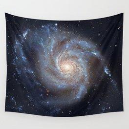 Pinwheel Galaxy Messier 101, M101 in the constellation Ursa Major Wall Tapestry