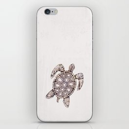 Harold the Turtle II iPhone Skin