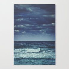 Into Vastness Canvas Print