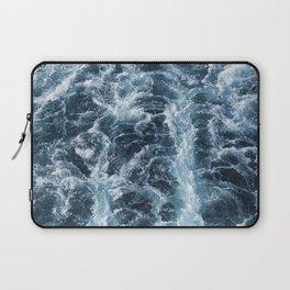 Sea Blue Wake - Pacific Ocean Laptop Sleeve