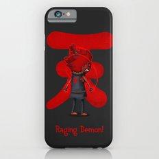 Raging Demon Slim Case iPhone 6s