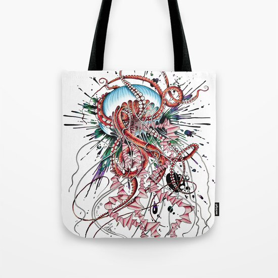 Undiscovered Tote Bag