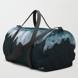 Wave in Motion - Ocean Photography Duffle Bag