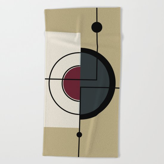 PJC/65 Beach Towel