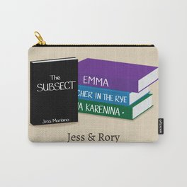 Jess & Rory Carry-All Pouch