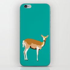 Little Deer iPhone & iPod Skin