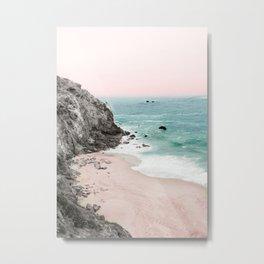 Coast 5 Metal Print