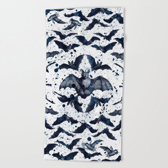 BATS Beach Towel