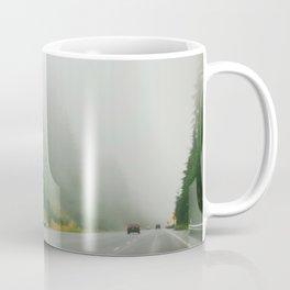 Rainy Portland Coffee Mug