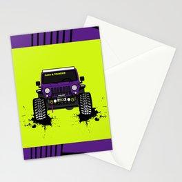 [JEEP] THUNDRR Stationery Cards