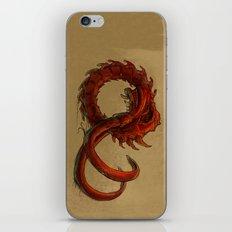 Bio-Elephant Skull iPhone & iPod Skin